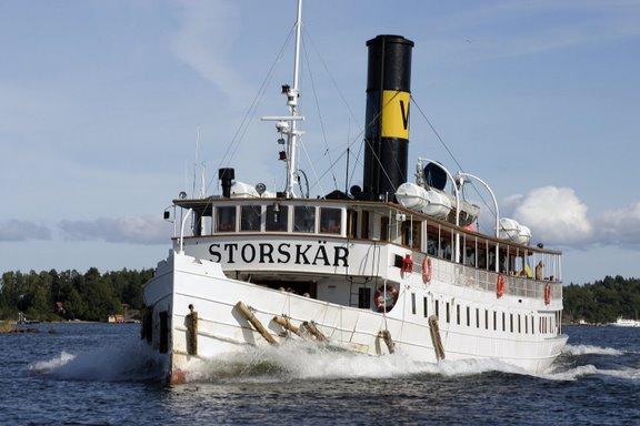 Ångbåten storskär