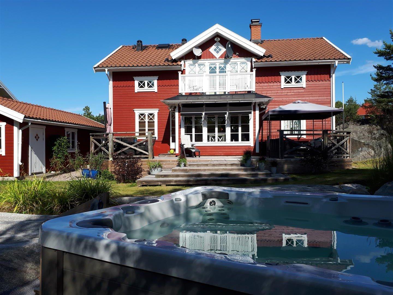 Ferien Haus / Huschen: Sol, Rind, Mellersta skrgrden